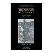 Bedouin Of Cyrenaica: Studies In Personal, Emrys L Peters