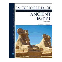 Encyclopedia Of Ancient Egypt, Third, Margaret R Bunson