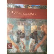 Grandes Civilizaciones Del Mundo Antiguo Tres Tomos