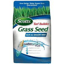 Scotts Turf Seed Constructor Hierba - Sol Y Sombra Mix 3-lib