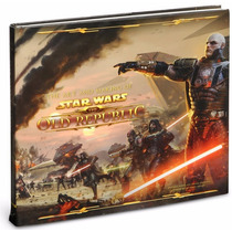 The Art Of Star Wars The Old Republic - Oferta