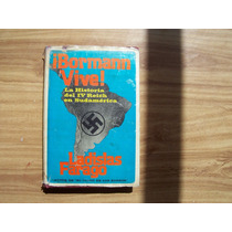 ¡bormann Vive!-ilust-iv Reich-p.dura-aut-ladislas Farago-maa