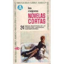 Las Mejores Novelas Cortas - Varios - Libro Amigo - Bruguera