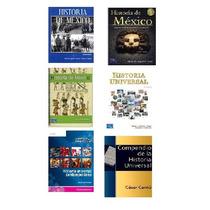 Pack De Libros Pdf De Historia: Universal Y De Mexico