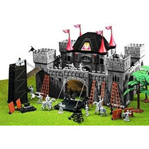 Toy Major Deluxe Castillo Playset