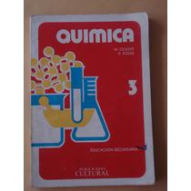 Libro Quimica 3 Para Secundaria De 1987 16 X 23 Cm
