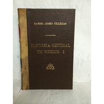 Historia General De México 4 Vols. El Colegio De México
