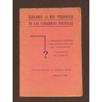 Insolencia Cristera Mariano Tovar México 1935 Cristeros