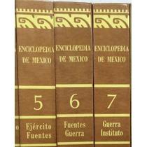 Enciclopedia De México 14 Vols Planeta Britanica