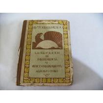 Libro Antiguo Historia De Mexico Alfonso Toro