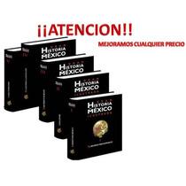 Historia De México Ilustrada 5 Vols + 1 Cd