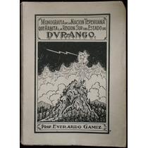 Monografía De La Nación Tepehuana - Everardo Gámiz - 1948