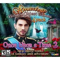 Érase Una Vez 2: Amazing Juegos De Objetos Ocultos (4 Game P