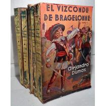 5 Libros Antiguos - Obras Famosas Edit. Tor 1957