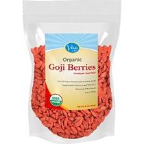 Viva Laboratorios # 1 Premium Himalaya Orgánica Goji Berries