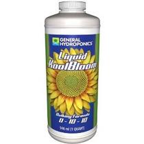 Generales Hidroponía Líquidos Kool Bloom Fertilizantes 1-qua