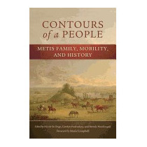 Contours Of A People: Metis Family,, Nichole St-onge