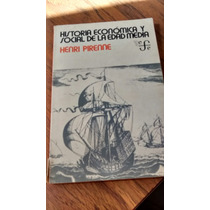 Historia Económica Y Social De La Edad Media- Henri Pirenne