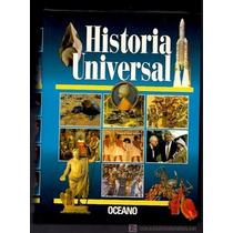 Historia Universal 1 Vol Oceano 2001