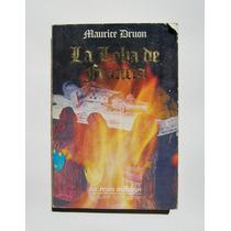 Maurice Druon La Loba De Francia Libro Importado 1982