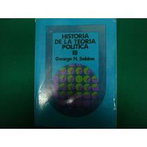 George H. Sabine, Historia De La Teoría Política, F.c.e., Mé