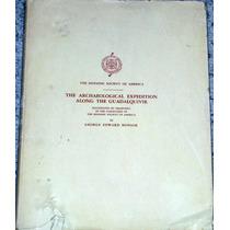 Expedición Guadalquivir Bonsor 1931 Libro Arqueología