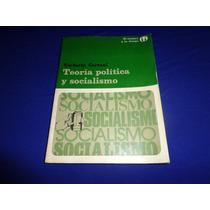 Umberto Cerroni,teoría Política Y Socialismo, Era, México