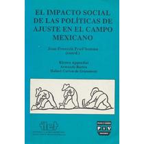 Impacto Social De Las Politicas De Ajuste En El Ca - Jean Fr
