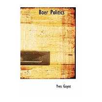 Boer Politics, Yves Guyot