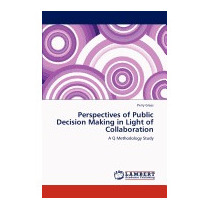 Perspectives Of Public Decision Making In Light, Perry Gross