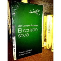 El Contrato Social - Jean-jacques Rousseau - Edaf - Nuevo