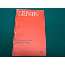 Nikolai Lenin, Un Paso Adelante, Dos Pasos Atrás