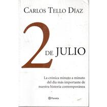 2 De Julio De Carlos Tello Diaz Mmy