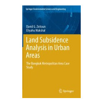 Land Subsidence Analysis In Urban Areas: The, D G Zeitoun