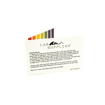 Tornasol Ph Test Strips Uso Universal (ph 1-14) 10 Paquete D