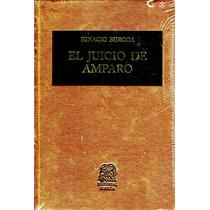 Juicio De Amparo - Ignacio Burgoa Orihuela / Porrua