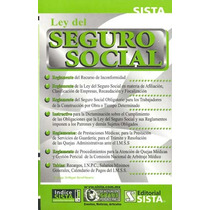 Ley Del Seguro Social - Sin Autor