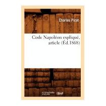 Code Napoleon Explique, Article (ed.1868), Picot C