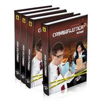 Criminalística Actual 4 Vols Euromexico