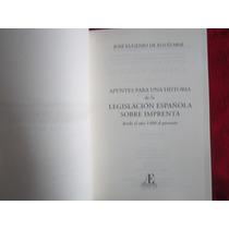 Historia Libros Prohibidos Censura Legislacion Imprenta