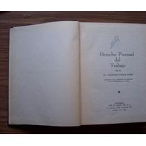Derecho Procesal Del Trabajo-l.antiguo 1956-armando Porras L