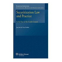 Securitization Law And Practice: In, Jan Job De Vries Robbe