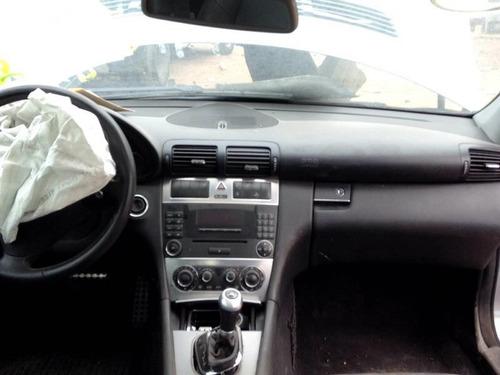 Desarmo! Mercedes C280 2006 Partes Bmw Volvo Jaguar Audi