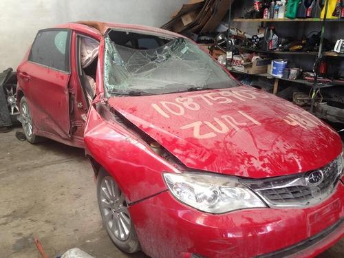 Desarmo Subaru Impreza