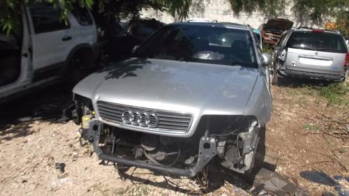 Deshueso Audi A4 01
