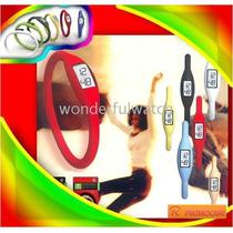 Reloj Silicon Pulsera Ion... Envio Gratis(+50) Sale Oferta