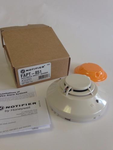 Detector De Humo Fotoelectrico Notifier Fsp-851