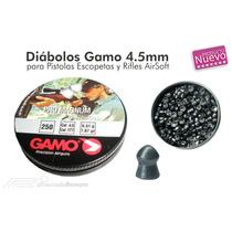 Diabolo Gamo 4.5 (.177) Pro Magnum Dos Latas De 250x $99.99