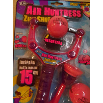Resortera Air Huntress Sing Shot Rosa