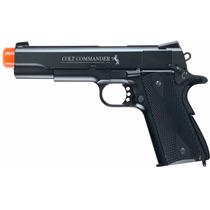 Marcadora Airsoft Colt Commander (4.5mm) -10%